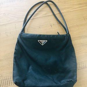 Handbags - Small Nylon hand bag
